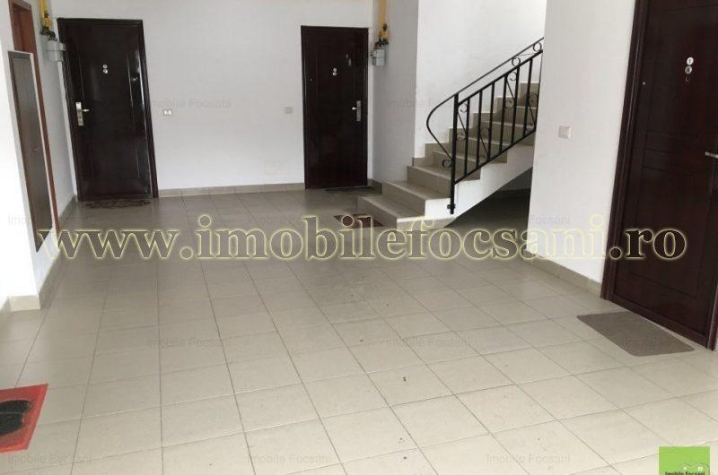 Apartament cu 2 camere in Focsani,  zona Gara, parter – bloc nou